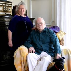 Charles and Patricia Lester
