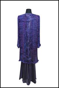 silk coat designers